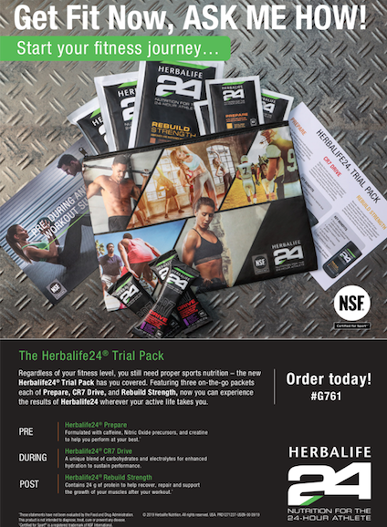 Herbalife 24 3 Day Trial