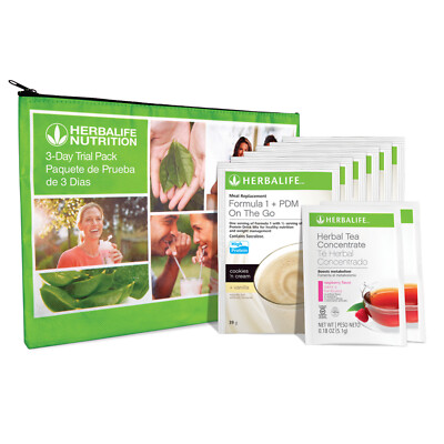 Herbalife 3 Day Trial