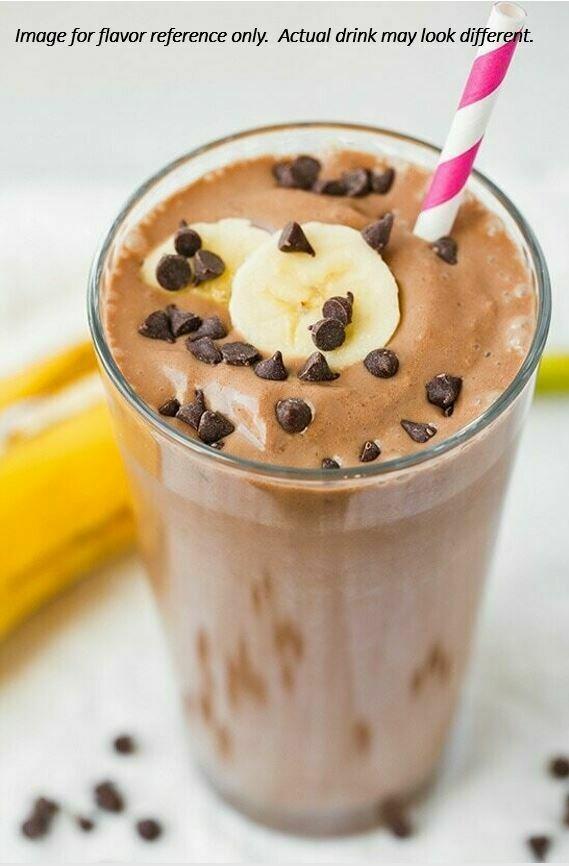 Chocolate Peanut Butter Banana (GF)