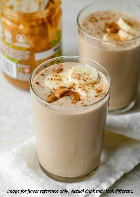 Peanut Butter Banana (GF)