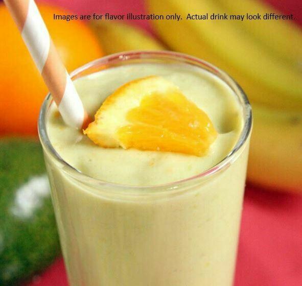 Orange Banana (GF)