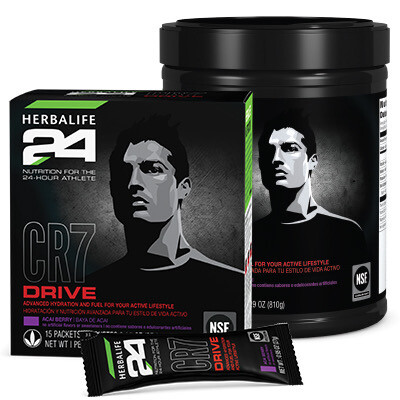 CR7 Hydration, Electrolytes and Focus