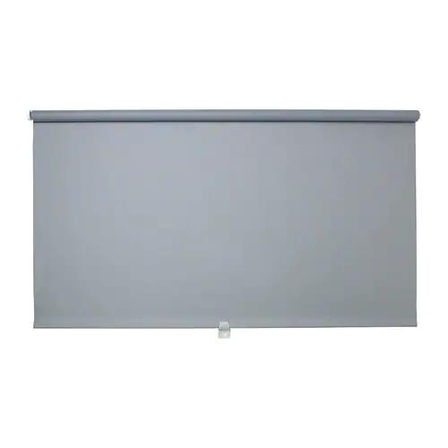 ТУППЛЮР Рулонная штора, блокирующая свет 80 x 195 см серый