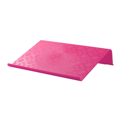 Подставка для ноутбука, БРЭДА, розовый 42x31 см