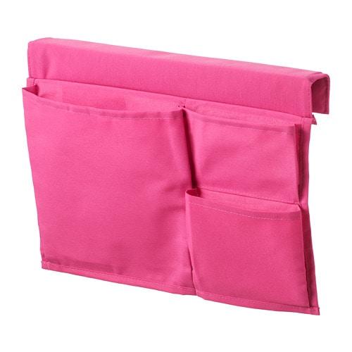 СТИККАТ Карман д/кровати, розовый  39x30 см