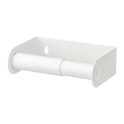 ЭНУДДЭН Держатель туалетной бумаги, белый