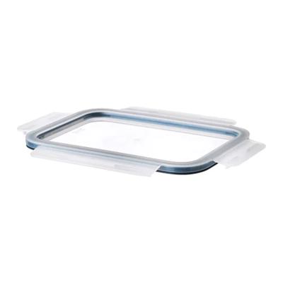 ИКЕА/365+ Крышка, прямоугольн формы, пластик