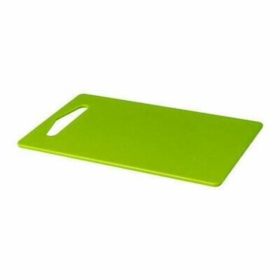 ХОППЛЁС, разделочная доска,  зеленый, 24x15 см