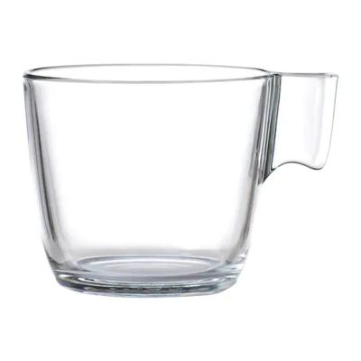СТЕЛЬНА Кружка, прозрачное стекло, 23сл