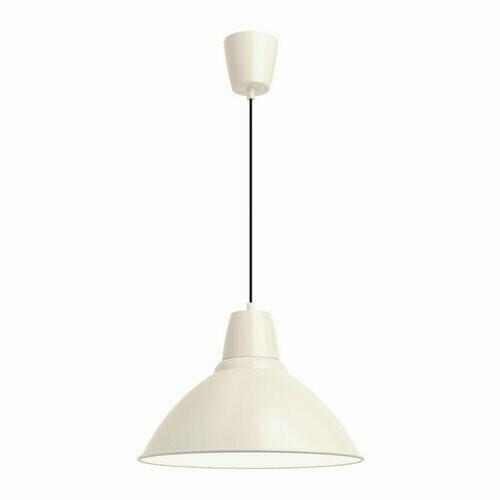 ФОТО Подвесной светильник, белый с оттенком, 38 см