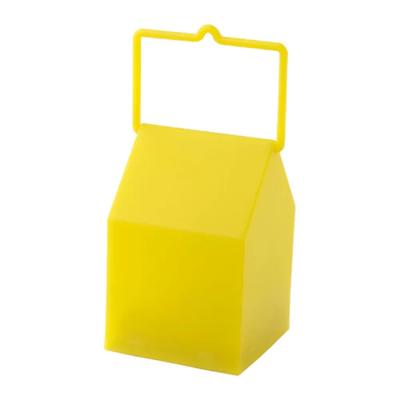 СОММАР 2019 Светодиодный фонарь, с батарейным питанием, д/дома/улицы желтый