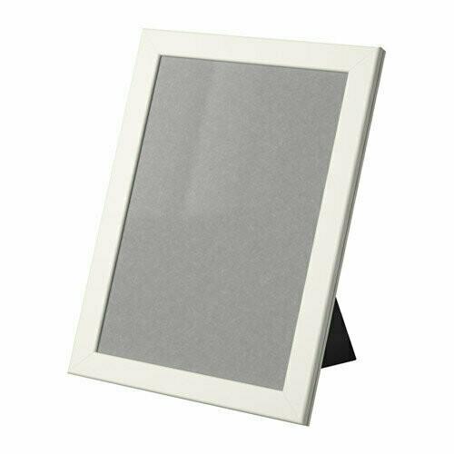 Рама/фронтальное открывание ХЕММИНГСБУ , белый,21x30 см