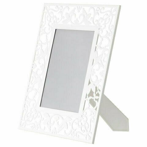 ФРОСАКУЛЛЬ Рама, белый, 13x18 см