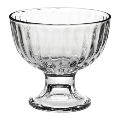 ДИСТРИКТ Миска десертная, прозрачное стекло