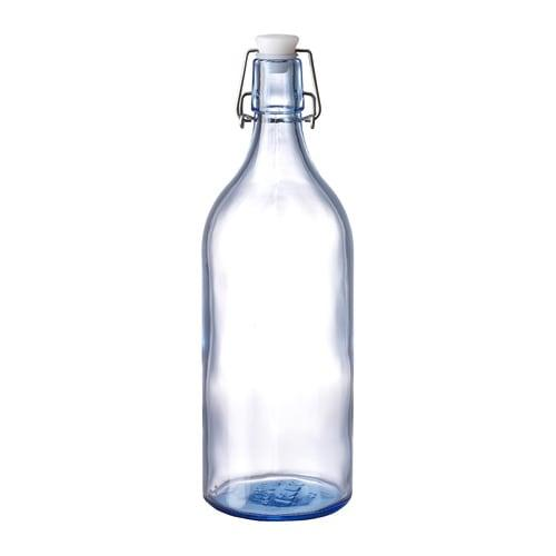КОРКЕН Бутылка с пробкой, 1л