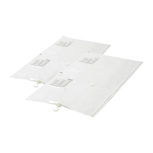 СПАНТАД Вакуумный подвесной пакет, 2 шт., светло-серый 70x135x38