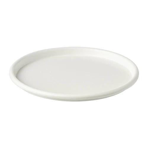 СОММАР 2019 Тарелка для свечи, белый