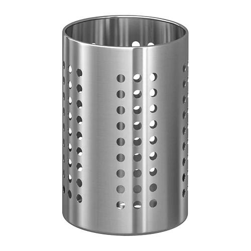Сушилка ОРДНИНГ д/кухонных принадлежностей, нержавеющая сталь/18 см