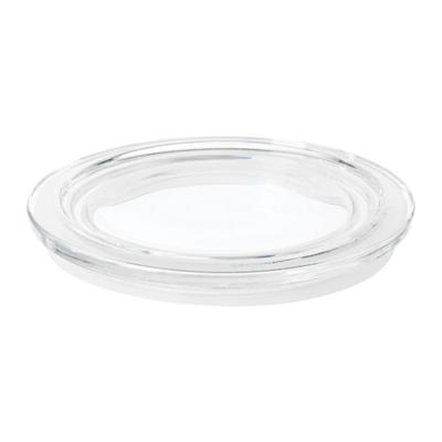 Крышка, круглой формы, стекло