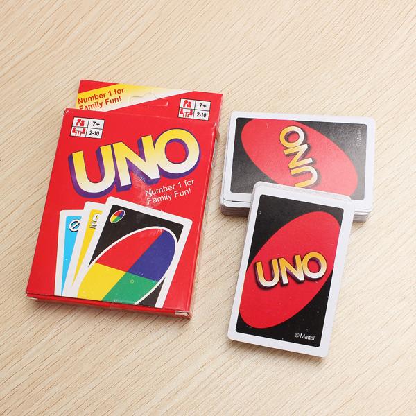 UNO Настольная игра Уно для детей