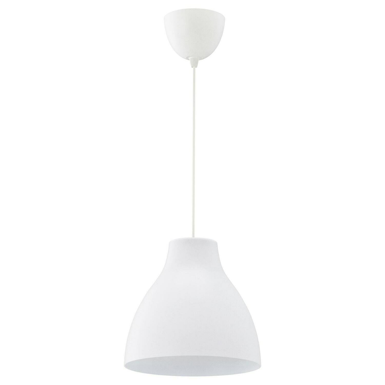 МЕЛОДИ Подвесной светильник, белый 28 см