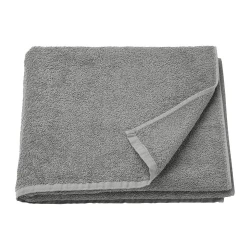 ГЭРЕН Банное полотенце, классический серый 70х140