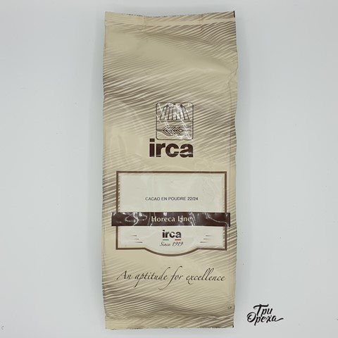 Какао порошок CACAO (22/24) IRCA, 1 кг.