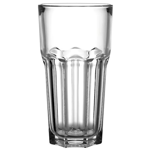 ПОКАЛ Стакан, прозрачное стекло, 65 сл