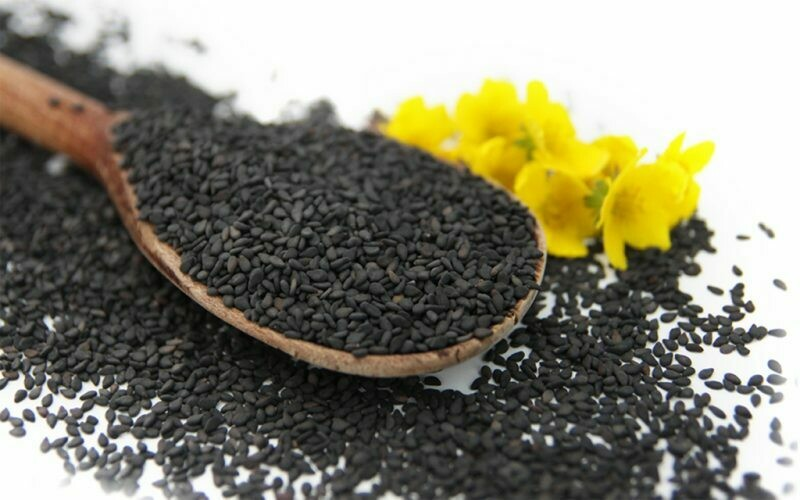 Кунжут черный, семена 100 гр.