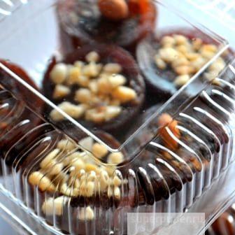 Фруктовые роллы Натуральные сладости, 1 кг.