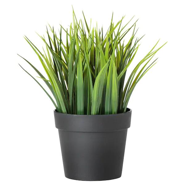 ФЕЙКА, искусственное растение в горшке
