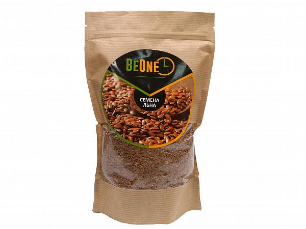Семена льна масличного, BeOne