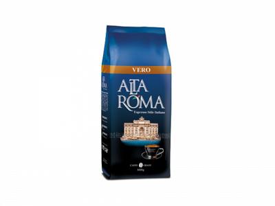 Кофе Alta Roma Vero зерновой 1,0 кг