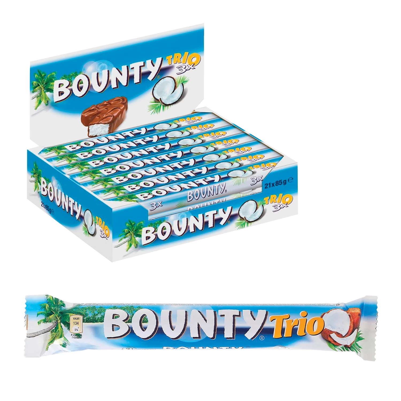 Батончики Bounty 55г