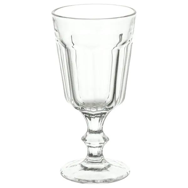 ПОКАЛ Бокал для вина, прозрачное стекло, 20 сл