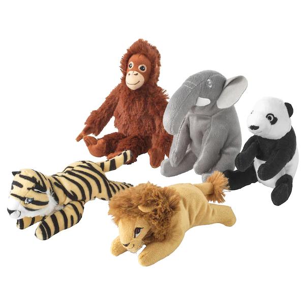 ДЬЮНГЕЛЬСКОГ Мягкая игрушка, различные модели