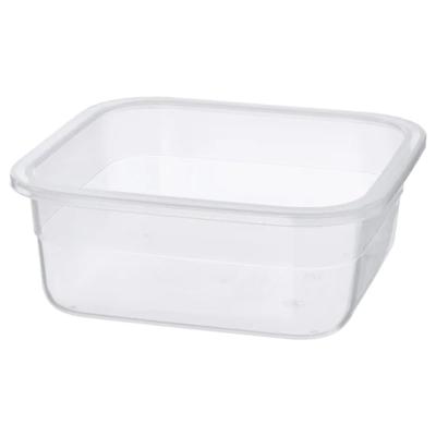 ИКЕА/365+ Контейнер для продуктов, четырехугольной формы, пластик, 750 мл