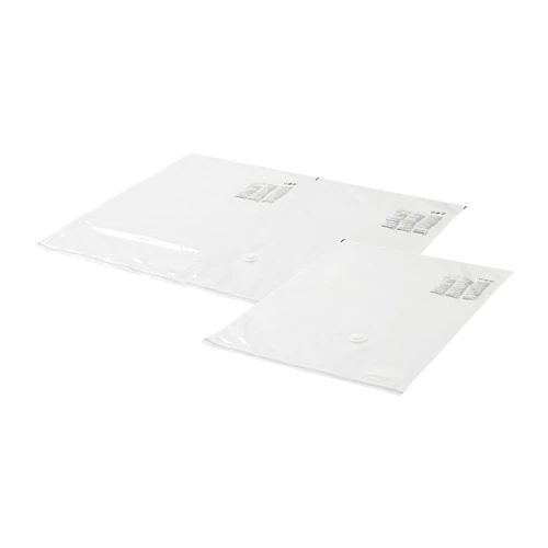 СПАНТАД Вакуумный пакет, 2 шт., светло-серый
