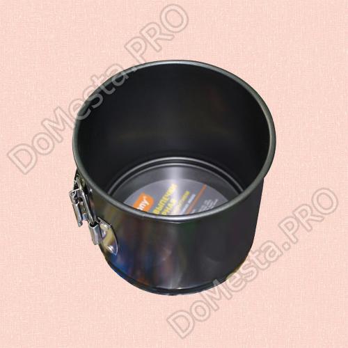 Форма для выпечки раскладная Mallony TORTA-12 разм.12*10,3