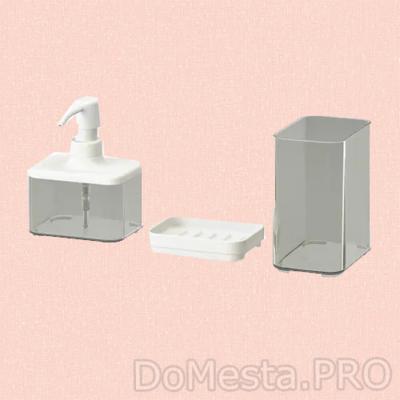 БРОГРУНД Набор для ванной, 3 предмета