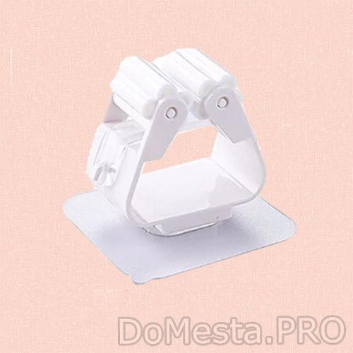 Настенный держатель-органайзер для швабры, щетки, метлы Mop holder