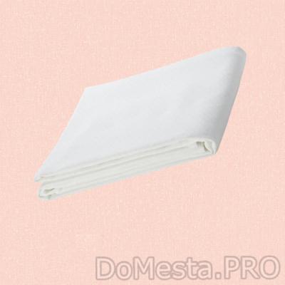 АДРИНЕ Скатерть, белый, 145x145 см
