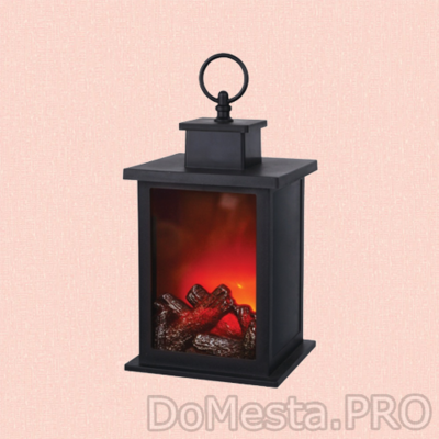 Светодиодный светильник-ночник (камин) Camelion MOONLIGHT NL-306