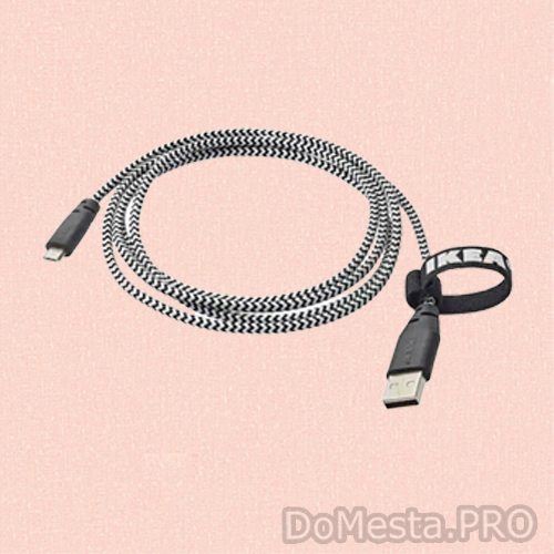 Кабель USB тип C-USB, 1.5 м