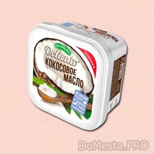 Масло кокосовое Delica, 450гр.