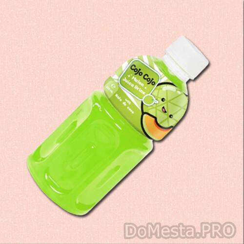 "Напиток с кокосовым желе ""Cojo Cojo"" Дыня, 320 мл."
