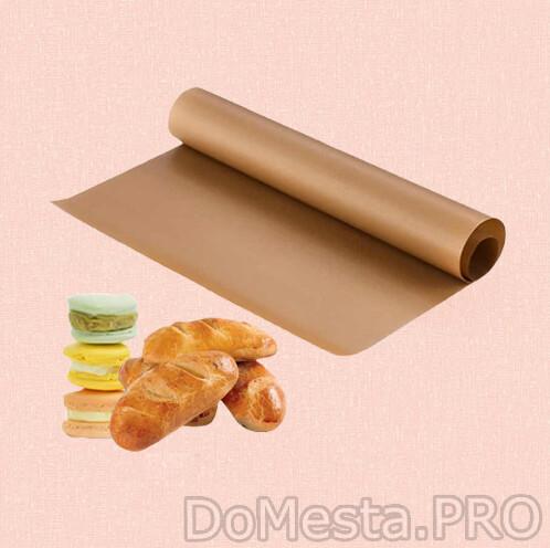 Антипригарный лист для выпечки, тефлоновый, 330х440мм