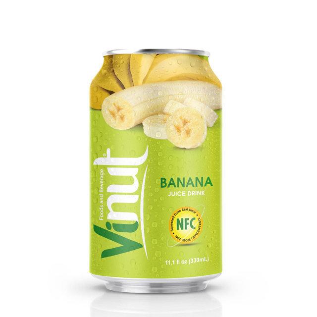 Сок Банана VINUT, 330 мл