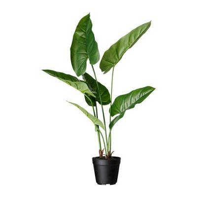 ФЕЙКА Искусственное растение в горшке, 14 см.