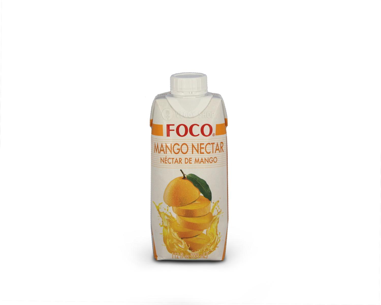 """Нектар манго """"FOCO"""", 0,33 л."""
